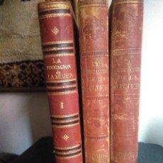 Libros antiguos: JOSÉ PANADÉS Y POBLET, LA EDUCACIÓN DE LA MUJER. / J. SEIX 1878. Lote 209639635