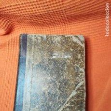 Libros antiguos: MANUSCRITOS ENCUADERNADOS EN UN TOMO. MINEROLOGÍA Y ZOOLOGÍA APLICADAS A LA FARMACIA. Lote 222698852