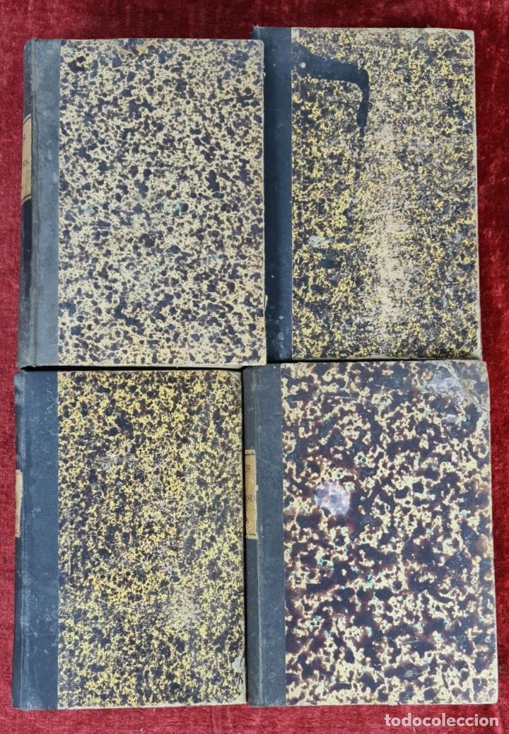Libros antiguos: EL MONITOR DE PRIMERA ENSEÑANZA. EDIT. ANTONIO BASTINOS. 4 VOL. 1885/1902. - Foto 6 - 224863937