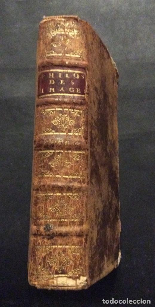 Libros antiguos: LA PHILOSOPHIE DES IMAGES ENIGMATIQUES 1694 - Foto 4 - 235785610