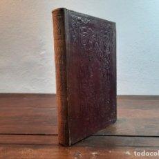Libros antiguos: INFLUJO DE LA FAMILIA EN LA EDUCACION - TEODORO H. BARRAU - 1860, BARCELONA. Lote 226587655