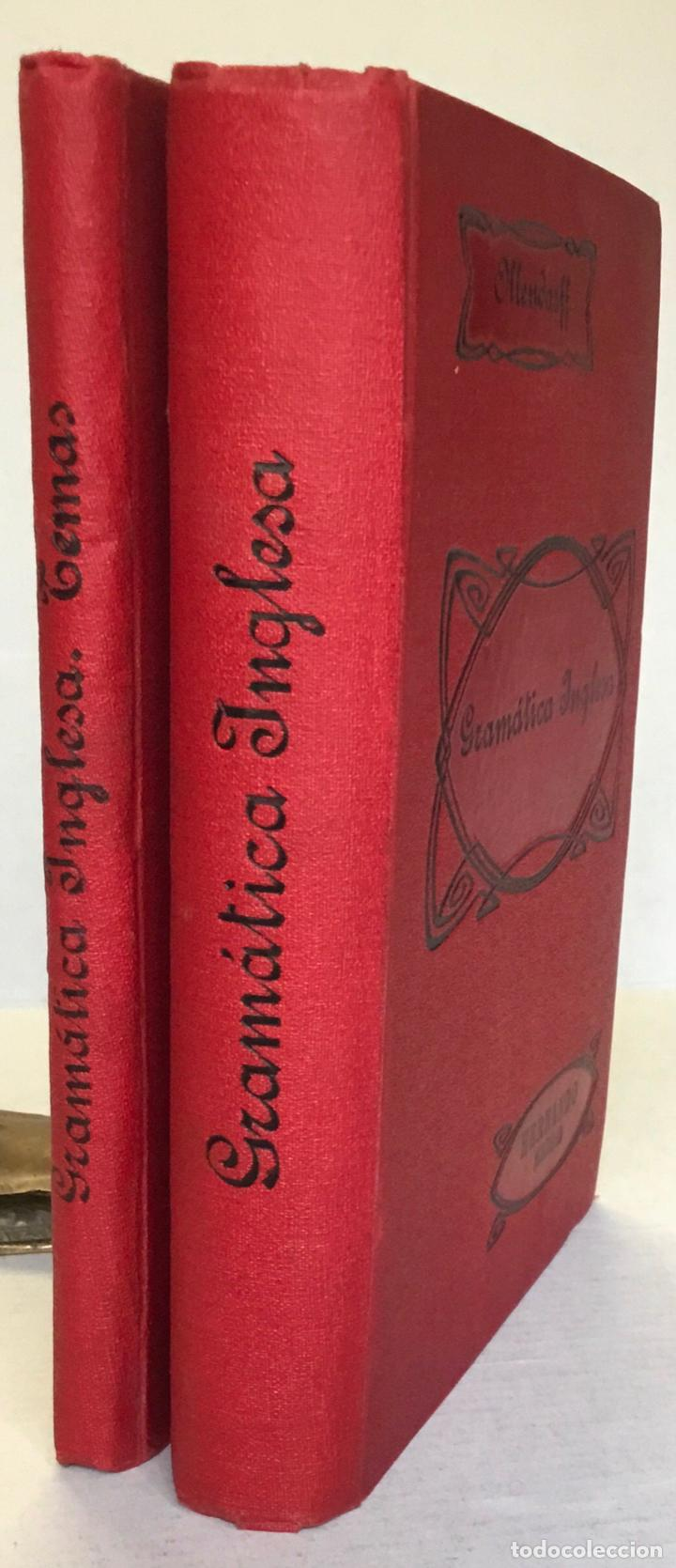 OLLENDORFF REFORMADO. GRAMÁTICA INGLESA Y MÉTODO PARA APRENDERLA. - BENOT, EDUARDO. (Libros Antiguos, Raros y Curiosos - Ciencias, Manuales y Oficios - Pedagogía)