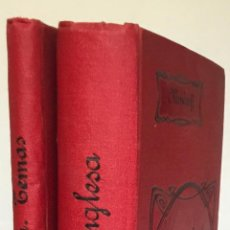 Libros antiguos: OLLENDORFF REFORMADO. GRAMÁTICA INGLESA Y MÉTODO PARA APRENDERLA. - BENOT, EDUARDO.. Lote 236308755