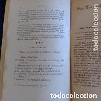 Libros antiguos: 1921 PEDAGOGIA MODERNA TOMO II - Foto 2 - 253726570
