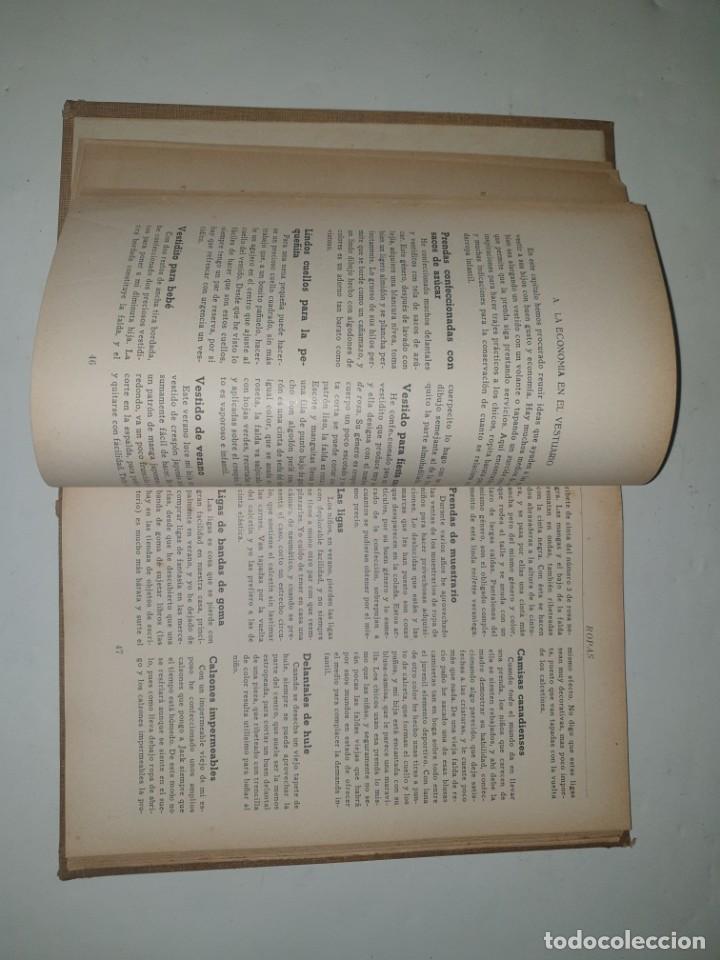 Libros antiguos: MIL IDEAS PARA LAS MADRES -1936 ED.HYMSA - Foto 3 - 253877485