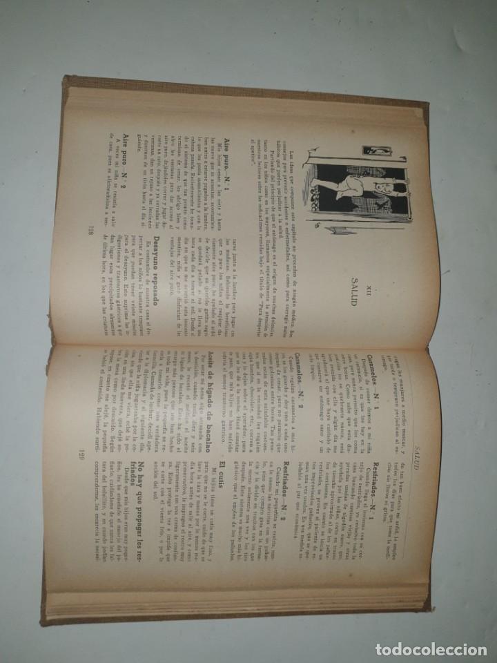 Libros antiguos: MIL IDEAS PARA LAS MADRES -1936 ED.HYMSA - Foto 4 - 253877485