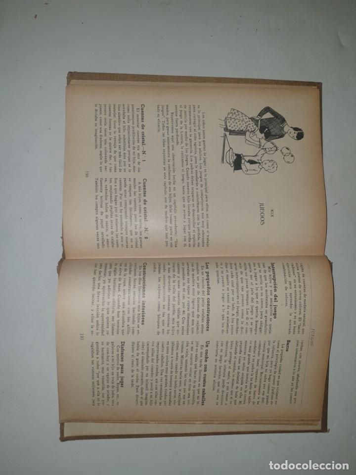 Libros antiguos: MIL IDEAS PARA LAS MADRES -1936 ED.HYMSA - Foto 5 - 253877485