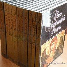 Libros antiguos: LOTE DOCE TOMOS COLECCION