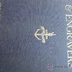 Libros antiguos: OLDS NAVAL PRINTS THEIR ARTISTS & ENGRAVERS (CHARLES N. ROBINSON) (1924). Lote 24070066