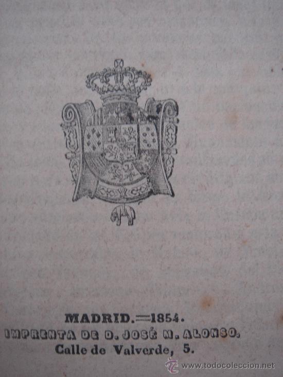 Libros antiguos: DETALLE DE LA PORTADA - Foto 4 - 26421286