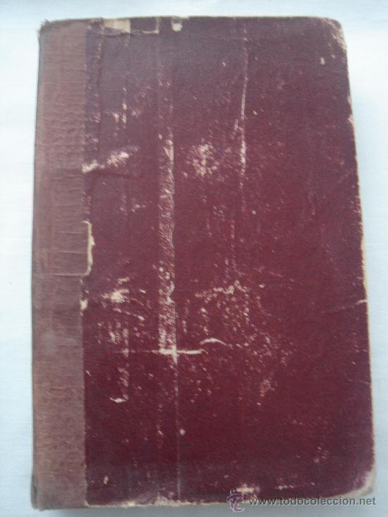 Libros antiguos: DETALLE DE LA ENCUADERNACIÓN - Foto 5 - 26421286