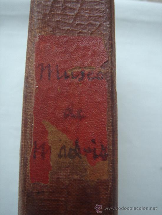 Libros antiguos: DETALLE DEL GROSOR DEL LIBRO - Foto 6 - 26421286