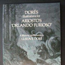 Libros antiguos: ILUSTRACIONES DE GUSTAVO DORÉ PARA 'ORLANDO FURIOSO' SELECCIÓN DE 208 ILUSTRACIONES.. Lote 27211414
