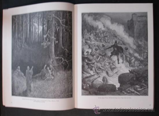 Libros antiguos: ILUSTRACIONES DE GUSTAVO DORÉ PARA ORLANDO FURIOSO SELECCIÓN DE 208 ILUSTRACIONES. - Foto 3 - 27211414