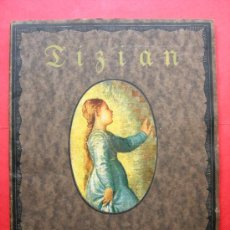 Libros antiguos: TIZIAN - GEEMANNS KÜNFTLERMAPPEN 11 - TIZIANO (ESTÁ EN ALEMÁN) VARIAS LÁMINAS (33 X 26,5 CM). Lote 27789597