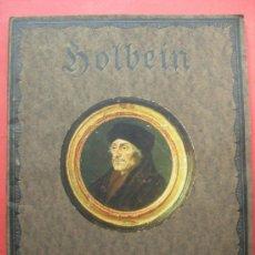 Libros antiguos: HOLBEIN - GEEMANNS KÜNFTLERMAPPEN 24 - (ESTÁ EN ALEMÁN) VARIAS LÁMINAS (33 X 26,5 CM). Lote 27789653