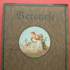 Libros antiguos: BERONEFE- GEEMANNS KÜNFTLERMAPPEN 38- (ESTÁ EN ALEMÁN) VARIAS LÁMINAS (33 X 26,5 CM). Lote 27789695