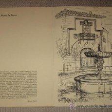Livros antigos: SALAMANCA, POR GREGORIO PRIEGO, 1967, TEXTOS DE CERVANTES, UNAMUNO, MACHADO, CELA, MARAÑÓN, ETC.. Lote 28539041