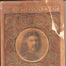 Libros antiguos: POUSSIN - THE MASTERPIECES OF ... (1909) COLECCIÓN GOWANS ART BOOKS Nº 23. Lote 29670400