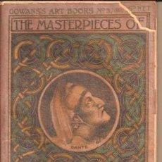 Libros antiguos: ORCAGNA - THE MASTERPIECES OF ... (1910) COLECCIÓN GOWANS ART BOOKS Nº 37. Lote 29679852