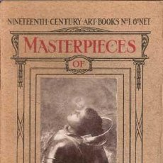 Libros antiguos: G.F. WATTS - MASTERPIECES OF ... COLECCIÓN NINETEENTH CENTURY BOOKS Nº1. Lote 29680270