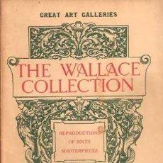 Libros antiguos: THE GLASGOW GALLERY - COLECCIÓN GREAT ART GALLERIES (1909). Lote 29680622