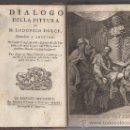 Libros antiguos: DIALOGO DELLA PITTURA DI M. LODOVICO DOLCE, INTITOLATO L'ARETINO. (ANNO 1784, ITALIANO E FRANCESE).. Lote 30838573