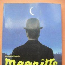 Libros antiguos: JACQUES MEURIS. MAGRITTE. Lote 31945271