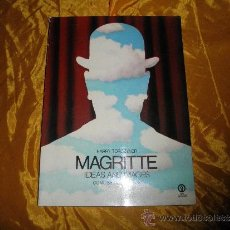 Libros antiguos: MAGRITTE. IDEAS AND IMAGES. HARRY TORCZYNER (ARQ) *. Lote 32210063
