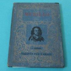 Libros antiguos: MURILLO POR JOAQUÍN PLA CARGOL. Lote 32412647