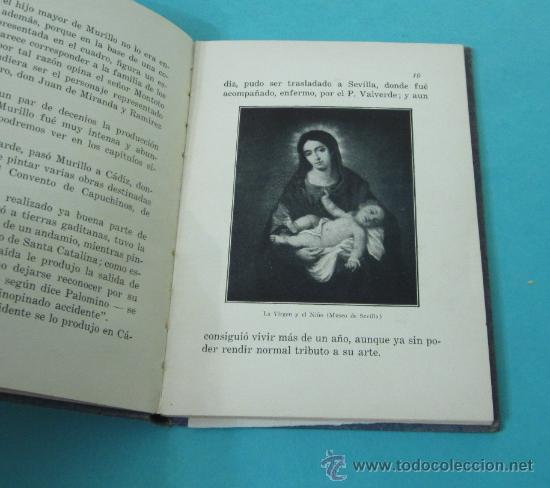 Libros antiguos: MURILLO POR JOAQUÍN PLA CARGOL - Foto 2 - 32412647
