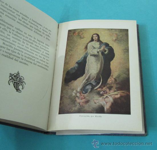 Libros antiguos: MURILLO POR JOAQUÍN PLA CARGOL - Foto 3 - 32412647