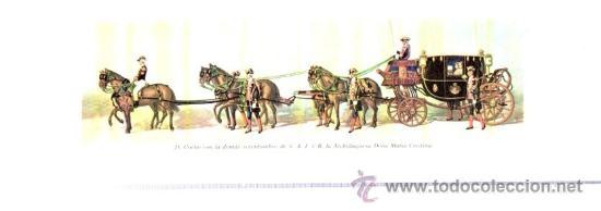 Libros antiguos: COMITIVA REGIA EN EL CASAMIENTO DE S.M. REY DE ESPAÑA D. ALFONSO XII CON DOÑA Mª CRISTINA DE AUSTRIA - Foto 22 - 34139606