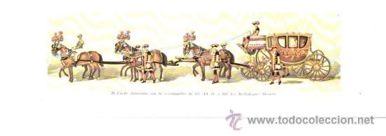 Libros antiguos: COMITIVA REGIA EN EL CASAMIENTO DE S.M. REY DE ESPAÑA D. ALFONSO XII CON DOÑA Mª CRISTINA DE AUSTRIA - Foto 19 - 34139606