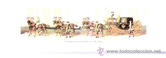 Libros antiguos: COMITIVA REGIA EN EL CASAMIENTO DE S.M. REY DE ESPAÑA D. ALFONSO XII CON DOÑA Mª CRISTINA DE AUSTRIA - Foto 18 - 34139606