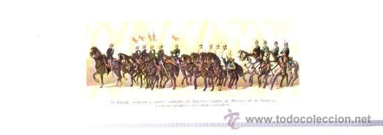 Libros antiguos: COMITIVA REGIA EN EL CASAMIENTO DE S.M. REY DE ESPAÑA D. ALFONSO XII CON DOÑA Mª CRISTINA DE AUSTRIA - Foto 7 - 34139606