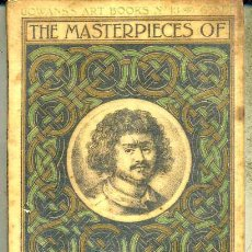 Libros antiguos: THE MASTERPIECES OF CLAUDE (GOWAN'S ART BOOKS, C. 1910). Lote 35535741