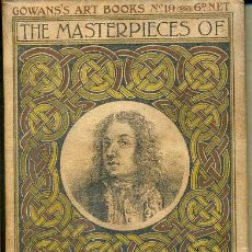 Libros antiguos: THE MASTERPIECES OF WATTEAU (GOWAN'S ART BOOKS, C. 1910). Lote 35535795