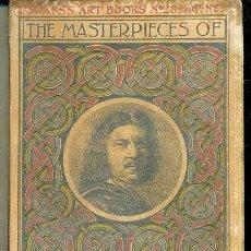 Libros antiguos: THE MASTERPIECES OF POUSSIN (GOWAN'S ART BOOKS, C. 1910). Lote 35535825