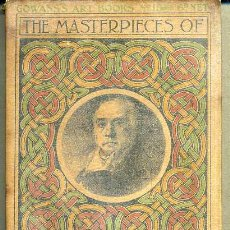 Libros antiguos: THE MASTERPIECES OF RAEBURN (GOWAN'S ART BOOKS, C. 1910). Lote 35535858