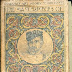 Libros antiguos: THE MASTERPIECES OF VERONESE (GOWAN'S ART BOOKS, C. 1910). Lote 35535875