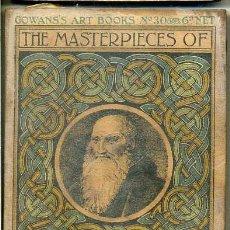 Libros antiguos: THE MASTERPIECES OF LUINI (GOWAN'S ART BOOKS, C. 1910). Lote 35535940
