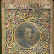 Libros antiguos: THE MASTERPIECES OF REYNOLDS (GOWAN'S ART BOOKS, C. 1910). Lote 35536011
