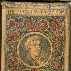 Libros antiguos: THE MASTERPIECES OF GAINSBOROUGH (GOWAN'S ART BOOKS, C. 1910). Lote 35536093