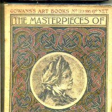 Libros antiguos: THE MASTERPIECES OF BOUCHER (GOWAN'S ART BOOKS, C. 1910). Lote 35536132