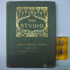 Libros antiguos: THE STUDIO. ESPECIAL VOLUMEN DEDICADO A COROT Y MILLET. 1902. RARÍSIMO.. Lote 35709061