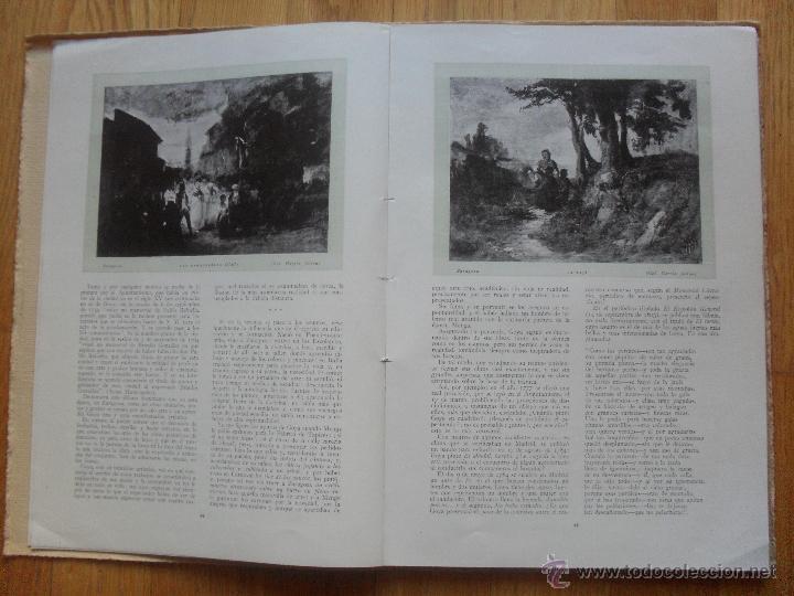 Libros antiguos: ARAGON REVISTA GRAFICA DE CULTURA ARAGONESA, ESPECIAL CENTENARIO GOYA - Foto 2 - 40377586