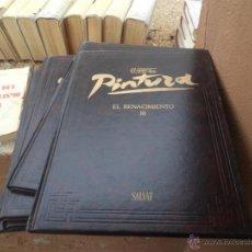 Livres anciens: 5 TOMOAS GRAN ARTE DE LA PINTURA. Lote 40855438