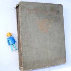 Libros antiguos: FABULOSO Y UNICO LIBRO ANTIGUO ARTHUR RACKHAM´S SHAKESPEARE, DICKENS, GRIMM ILUSTRACIONES. Lote 41090202