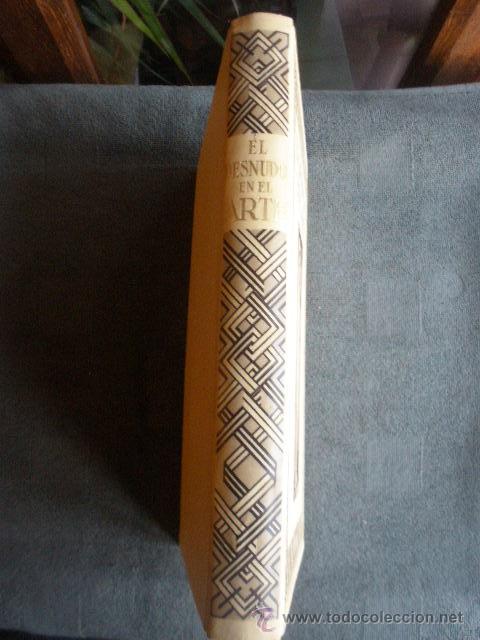 Libros antiguos: EL DESNUDO EN EL ARTE. POR EMILIANO M. AGUILERA. 1º EDICIÓN 1932. JUÁN GIL EDITOR - Foto 2 - 41290486